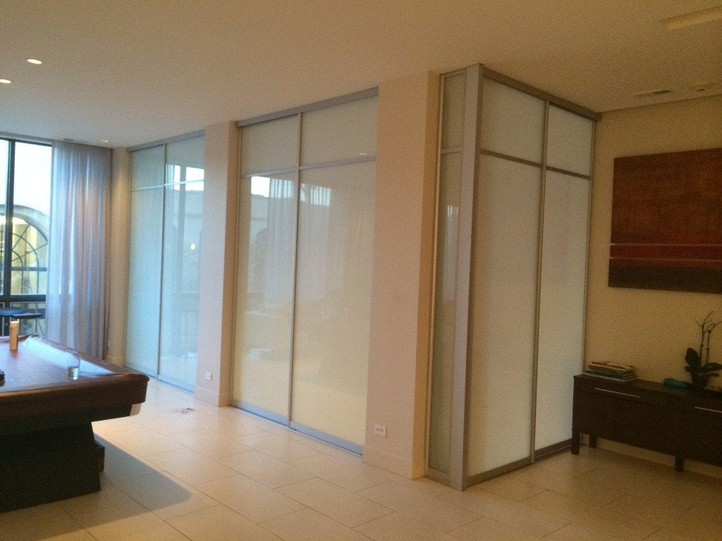 chicago sliding glass doors