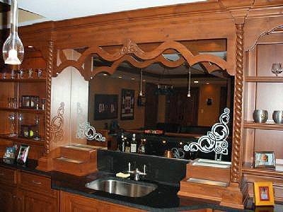 Chicago Bar Mirrors