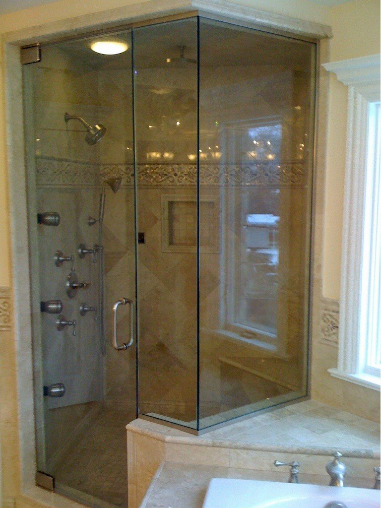 Chicago Glass Steam Shower Enclosures | Chicago Steam Shower Glass