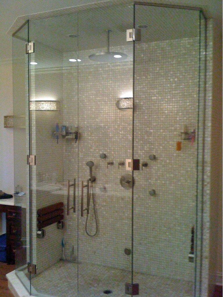 Chicago Glass Steam Shower Enclosures | Chicago Steam Shower Glass ...