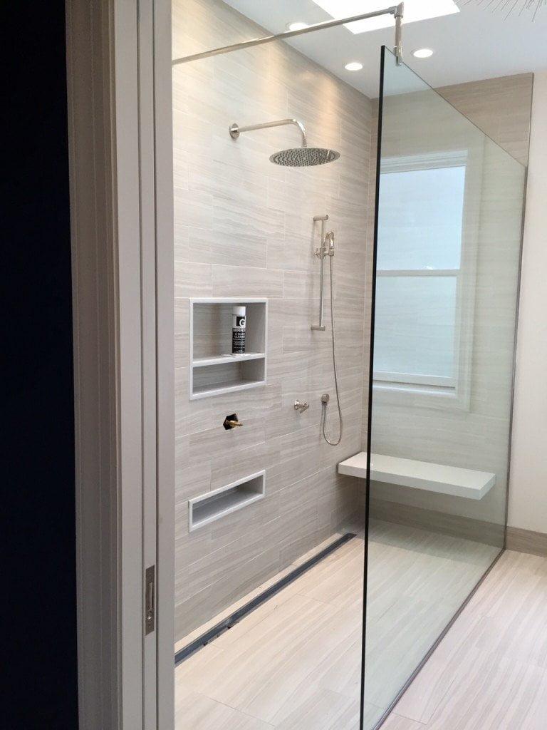 Chicago Frameless Glass Shower Doors