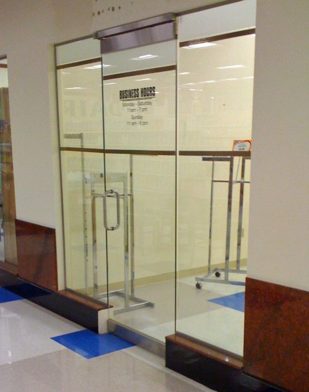 Interior Glass Walls