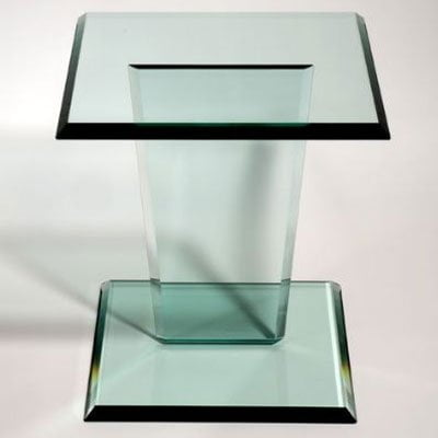 All Glass Tables & Bases