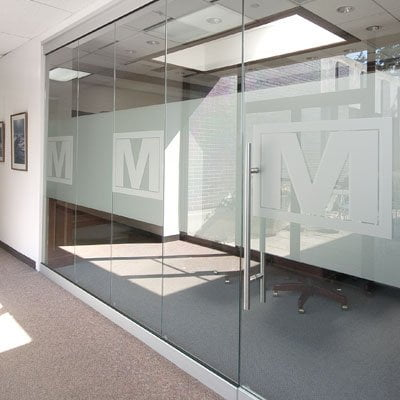 Interior Heavy Glass Walls & Doors