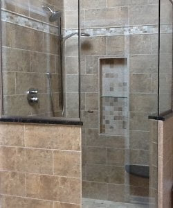 Cary Glass Steam Shower Enclosures for you