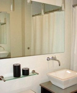 Chicago Bathroom Vanity Mirror Installation